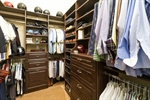 His And Hers Custom Closet Ideas for Baton Rouge Homeowners