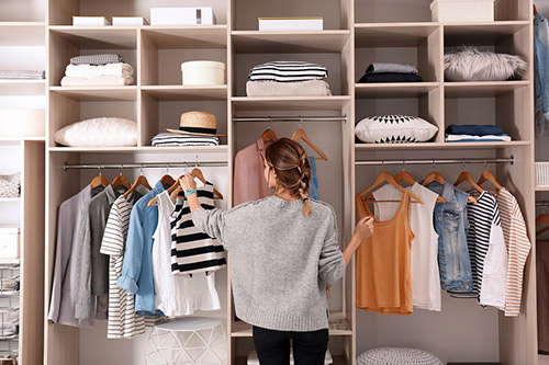 The benefits of having custom closets