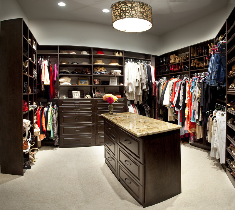 Custom Closet Design New Orleans Baton Rouge La