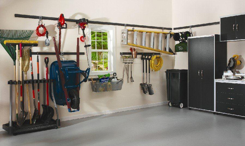 Garage Closet Shelving Covington Garage Organizers