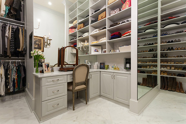 Baton Rouge custom closets